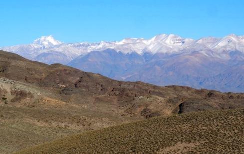 Mirante del Aconcágua - Mendoza - ARGENTINA