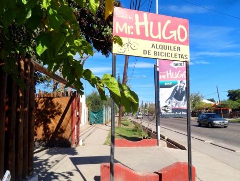 Mr. Hugo - Aluguel de Bicicletas - MAIPÚ