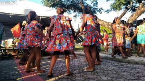 Mulheres em Laranjeiras - SERGIPE