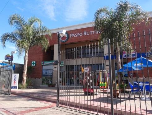 Paseo Ruttini - Maipú - Mendoza