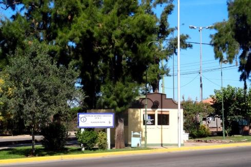 Plazoleta Rutini - Maipú - MDZ - ARGENTINA