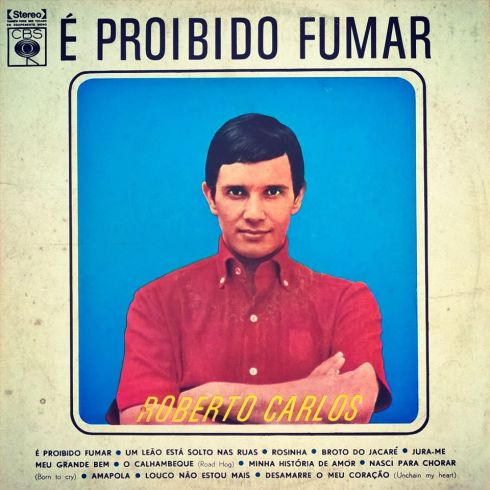 É Proibido Fumar - Roberto Carlos - 1964