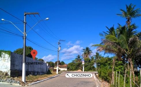 Caminho Chiozinho - Povoado Cedro - Laranjeiras - SERGIPE