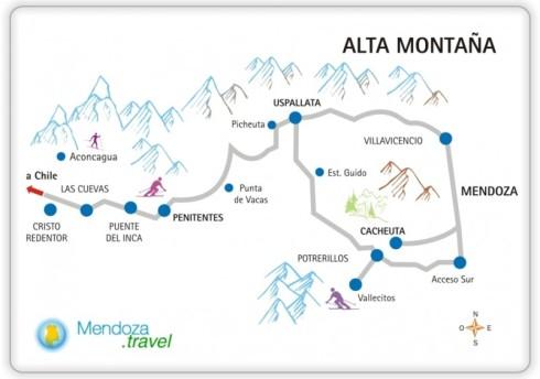 Circuito Alta Montanha - Mendoza Travel