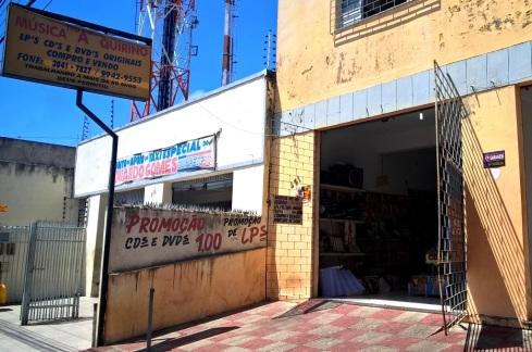 Loja do Quirino na Rua Geru - ARACAJU