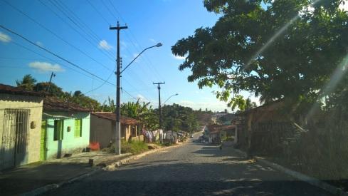 Povoado Cedro - Laranjeiras - BR101 - SERGIPE