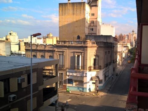 Rua Santiago del Estero - Córdoba.Argentina