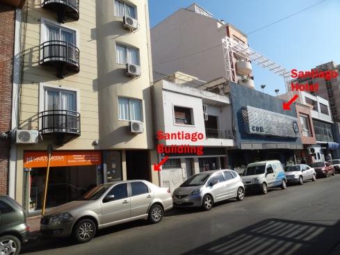 Santiago del Estero - n.123 e 129 - Cordoba.Argentina