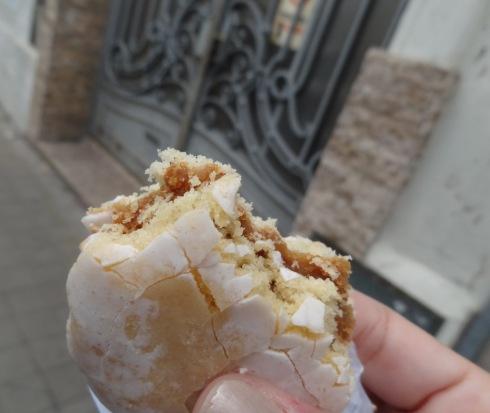 Alfajor artesanal La Costanera - CORDOBA.ARGENTINA