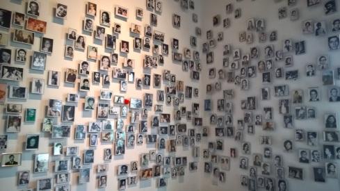 Fotos desaparecidos - Museo de la Memoria - Cordoba