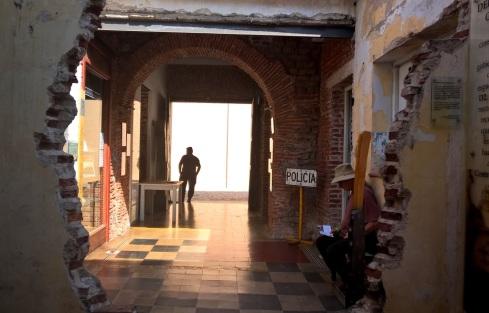 Muro - Museo de La Memoria - Cordoba - ARGENTINA