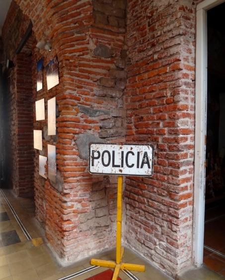 Policia - D2 - Museo de la Memoria - Córdoba - ARGENTINA