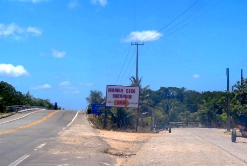 Embarque para Mangue Seco no Povoado do Saco - SERGIPE
