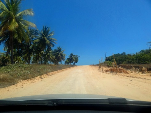 Estrada do Costa Azul - Linha Verde - BAHIA