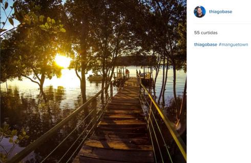Foto Resort Recanto da Natureza por @thiagobase (instragram)
