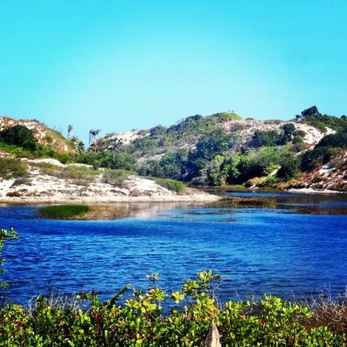 Lagoa do Costa Azul - BAHIA