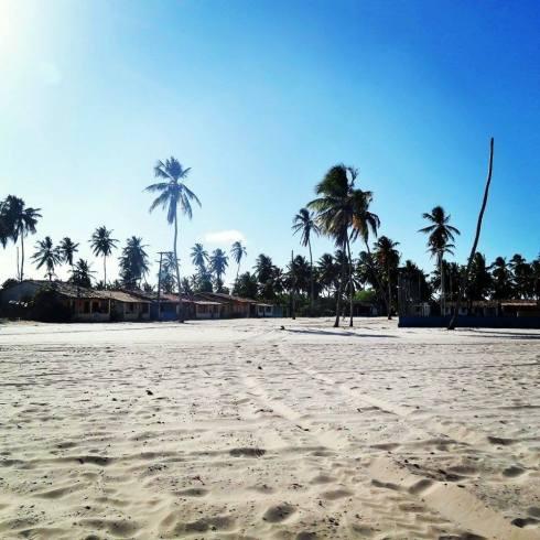 Povoado Coqueiro - Linha Verde-BAHIA