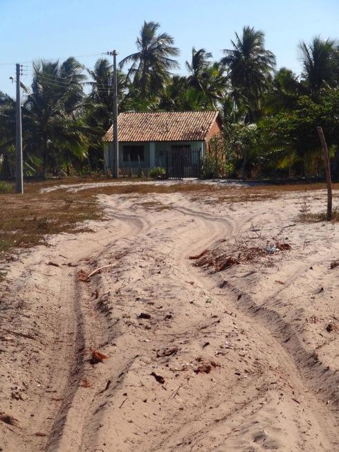 Povoado Coqueiro - Linha Verde - BAHIA