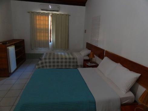 Quarto - Resort Recanto da Natureza - Mangue Seco - BAHIA