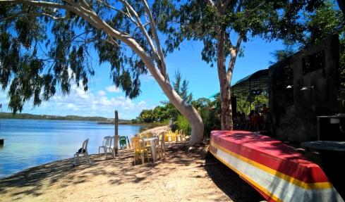 Restaurante Lagoa Mar - Lagoa Azul-Abaís-Sergipe -fotodomisscheck-in