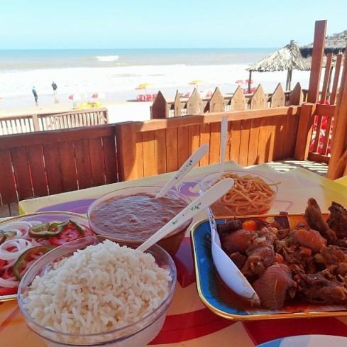 Restaurante Sonho Meu - Costa Azul - Linha Verde - BAHIA