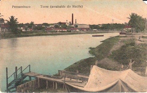 Bairro Torre - Recife 1910