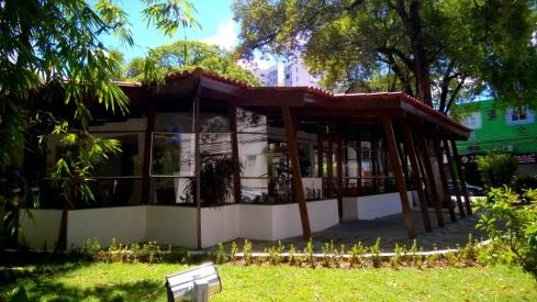 Cacique Chá - Praça Olímpio Campos - Centro de ARACAJU