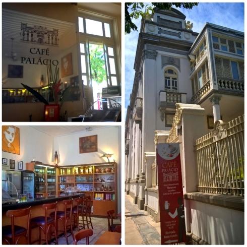 Café Palácio - Centro - ARACAJU