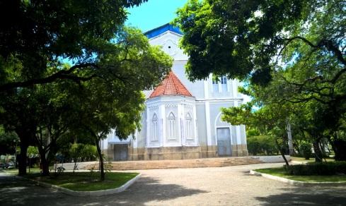 Catedral Metropolitana de Aracaju - Praça Olímpio Campos - ARACAJU