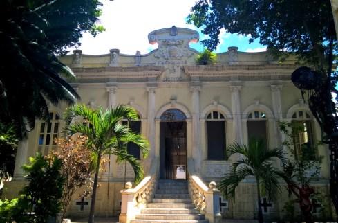 Cultart - Antiga Faculdade de Direito - Av. Ivo do Prado - ARACAJU