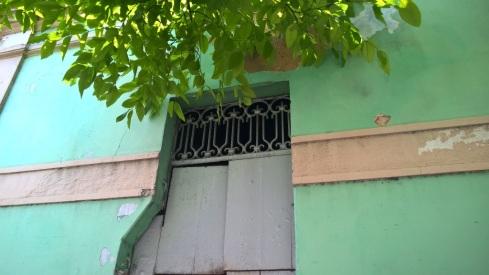 Detalhes da Lateral da Padaria Sergipana na Rua Santo Amaro - Centro de Aracaju