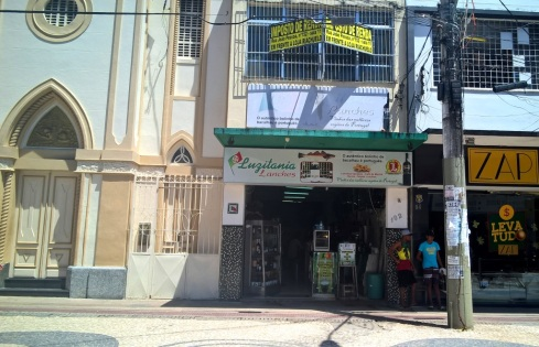 Luzitânia - Lanches Portugueses - Centro de Aracaju