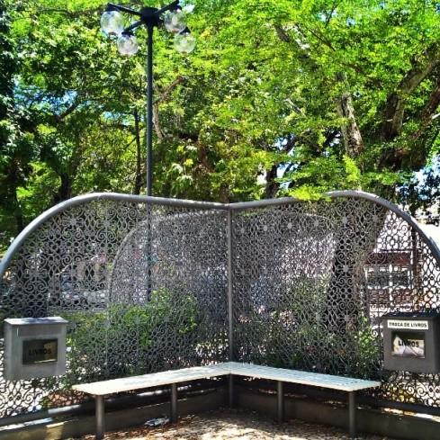 Praça Camerino - Aracaju