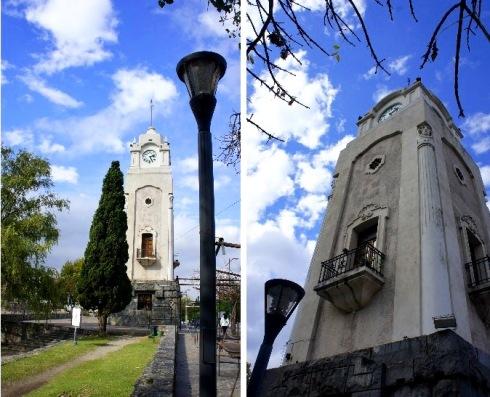 Relógio Púbico de Alta Gracia - ARGENTINA