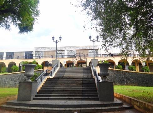 Terminal Rodoviário de Alta Gracia - ARGENTINA