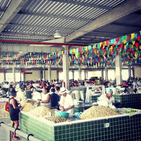 Mercado Milton Santos - Conj.Augusto Franco - ARACAJU