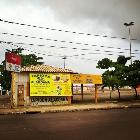 Tapioca Alagoana - Conj.Augusto Franco - ARACAJU