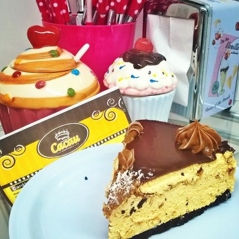 Torta Prestígio - CACAU Confeitaria